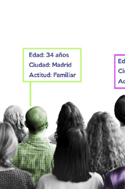 Segmentación: variables para conocer a tu público
